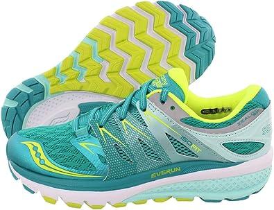 Saucony Zealot ISO 2 W, Zapatillas de Correr para Mujer: Saucony: Amazon.es: Zapatos y complementos