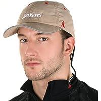 Musto Esencial UV Secado rápido tripulación Cap–Color Piedra