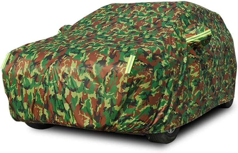 Color : Checkered, Size : Q5 LIAOMJ-Full Car Covers Compatible with Audi Q2 Q3 Q5 Q6 Q7 Q5L SQ5 SUV Special Car Clothing Sun Protection Cover Rainproof Thickening Sunshade Windshield Tarpaulin
