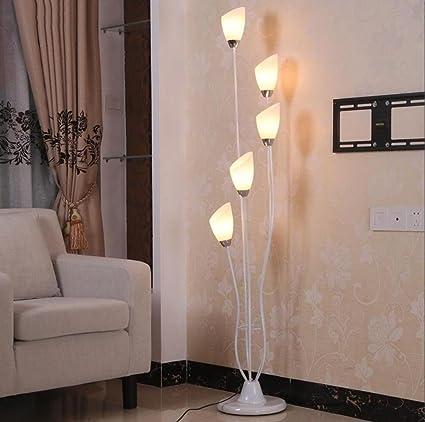 FAFZ Lampes de Chevet Lampadaire Salon Minimaliste Moderne ...
