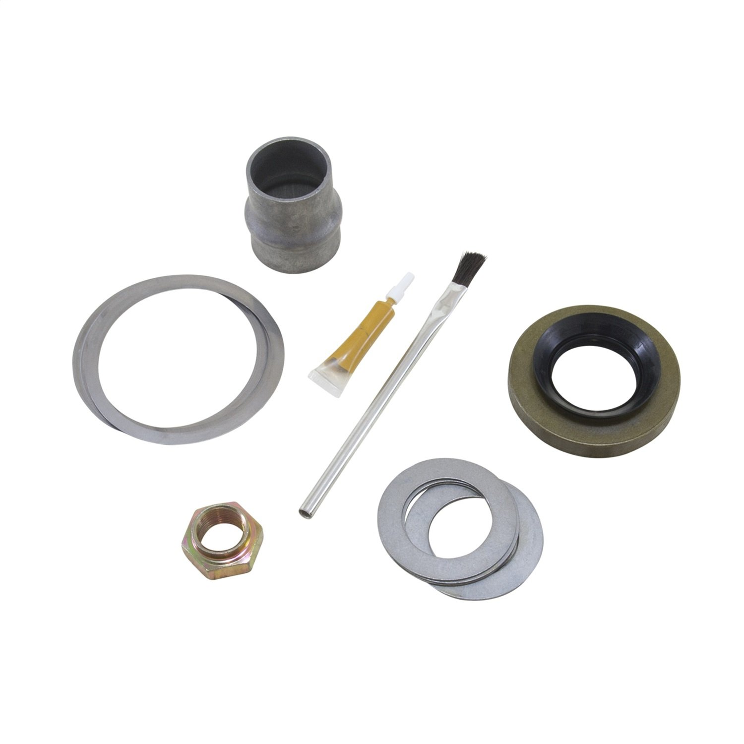 Yukon (MK T7.5-V6) Minor Installation Kit for Toyota V6 Engine 7.5' IFS Differential Yukon Gear