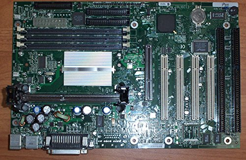 INTEL 754558-303 ATX SYSTEM BOARD, SLOT 1, 2 IDE CONTROLLERS, 1 FLOPPY DRIVE, 2 ISA, 4 PCI, 1 AGP, PRINTER PORT, PS2 STYLE KEYBOARD PORT, PS2 STYLE MOUSE PORT, 3 DIMM SOCKETS (Pci Floppy Controller)