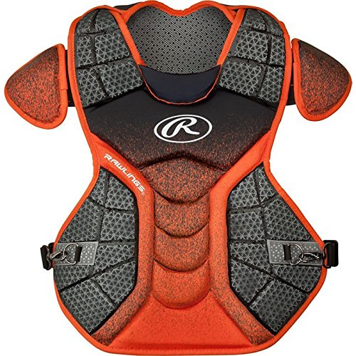 Rawlings Sporting Goods Catchers Adult Velo Series Chest Protector, 17