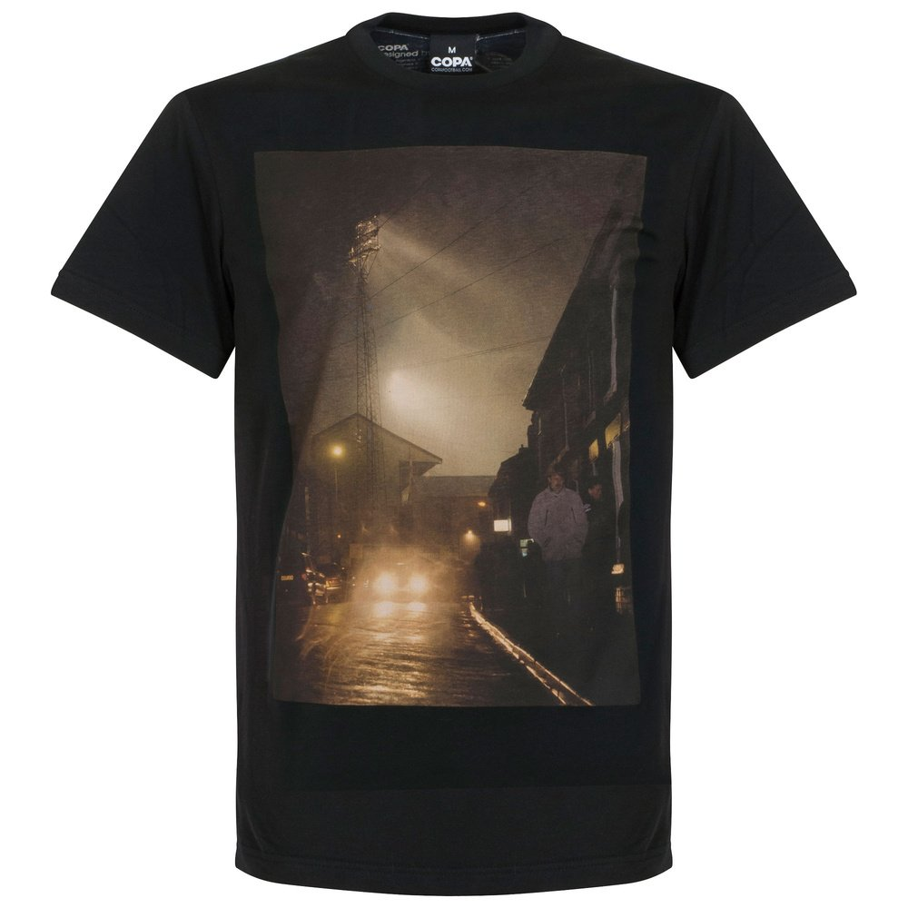 Copa Floodlight Match T-Shirt - schwarz