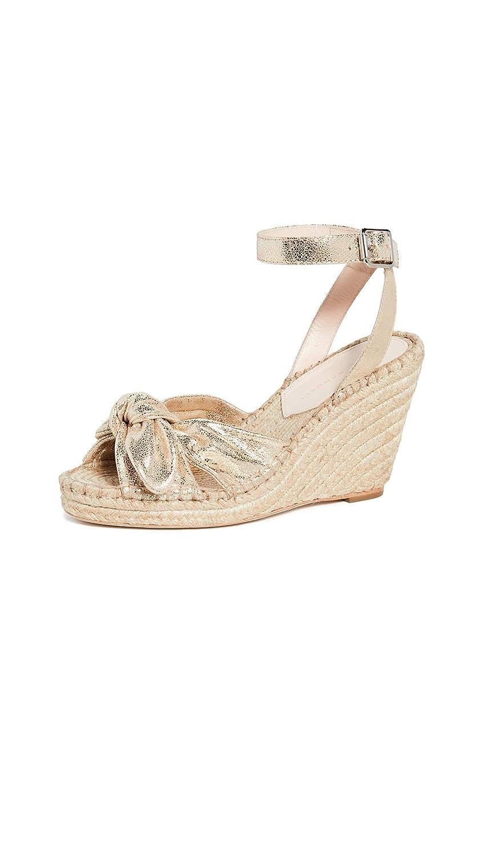 284f4023547ed Amazon.com: Loeffler Randall Women's Tessa Bow Wedge Espadrille: Shoes