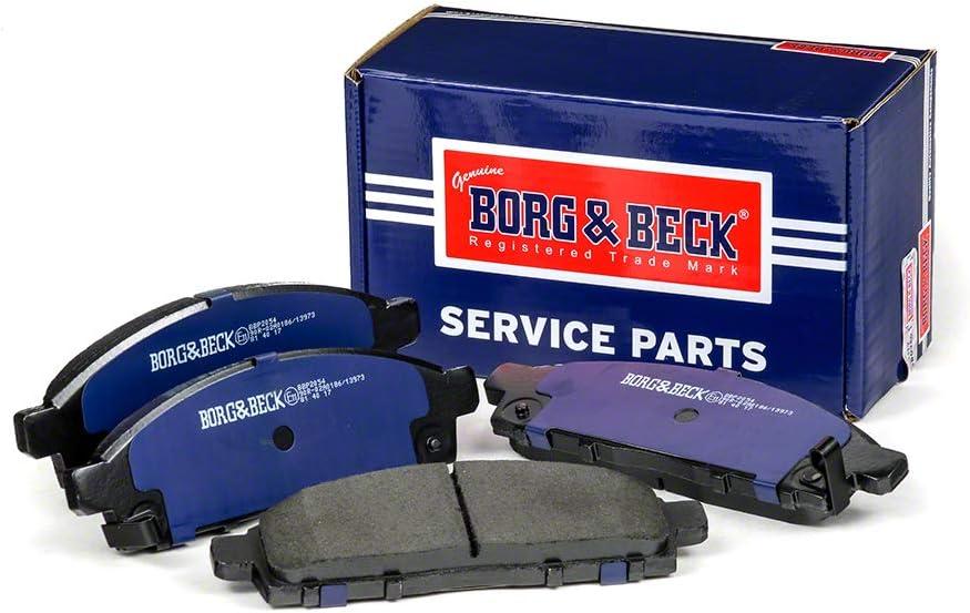 Borg /& Beck BBP2054 Juego de Pastillas de Frenos