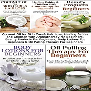 Essential Oils Box Set #5 Audiobook