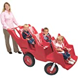 6-Seater Never Flat Buggy