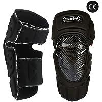 Madbike - Rodilleras protectoras de fibra de carbono