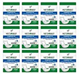 Vet's Best Comfort-Fit Disposable Male Wraps Large (12x12ct) (144 count)