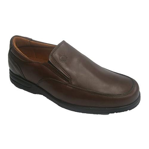 Zapato Marrón Clayan Goma En De Suela Invierno tshxCQrd