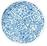 Passover Seder Plate, Barbara Shaw Gifts, Jewish Holidays, Made in Jerusalem