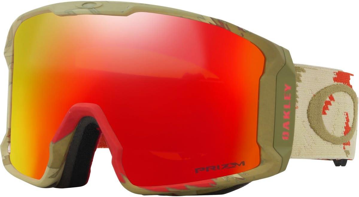 TALLA 000. Oakley Gafas de esquí Unisex línea mineros