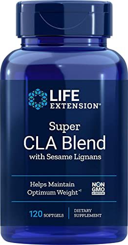 Super CLA Blend with Sesame Lignans 120 Softgels