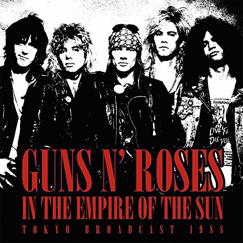 In The Empire Of The Sun (And Guns Roses Vinyl)