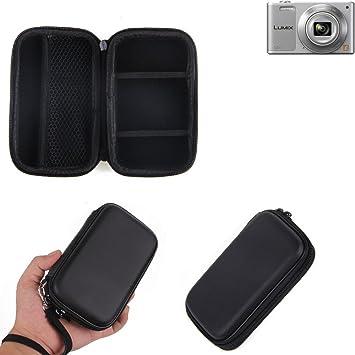 K-S-Trade Caso Duro, Estuche para cámara compacta Panasonic Lumix ...