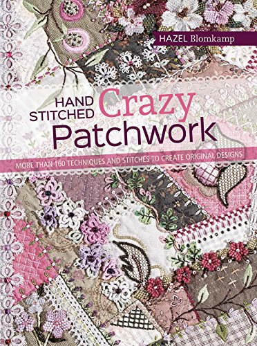 Stitched Brads (Hand-Stitched Crazy Patchwork: More than 160 techniques and stitches to create original designs)