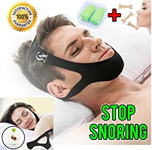 Win A Free Anti Snoring Chin Strap Complete Package