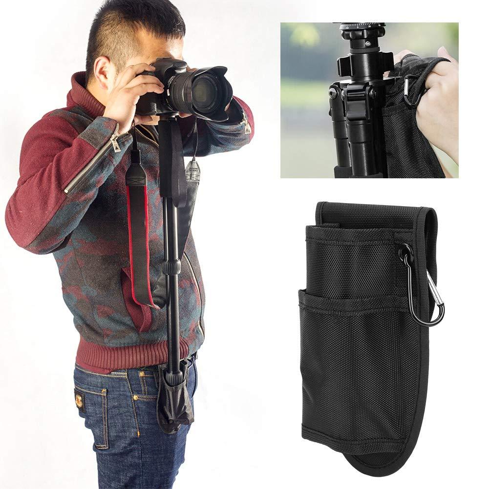 Neufday Riñonera con cinturón para cámara réflex Digital Monopie ...