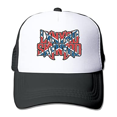 42a4b1e43ca Image Unavailable. Image not available for. Color  HHZaDi Lynyrd Skynyrd  Skynyrd Trucker Hat Style ...