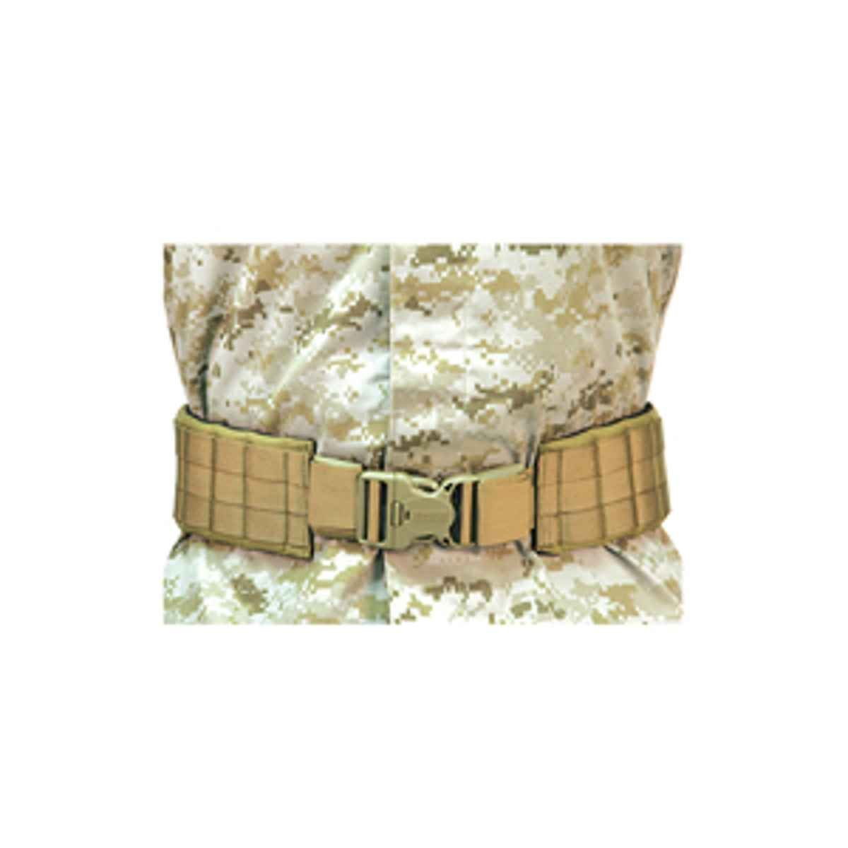 Amazon.com   BLACKHAWK! Padded Patrol Belt and Pad - Coyote Tan   Hunting  Game Belts And Bags   Clothing 660732e0ed