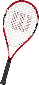 "Wilson Adult Recreational Tennis Racket - Size 4 1/8"", 4 1/4"", 4 3/8"", 4 1/2"""