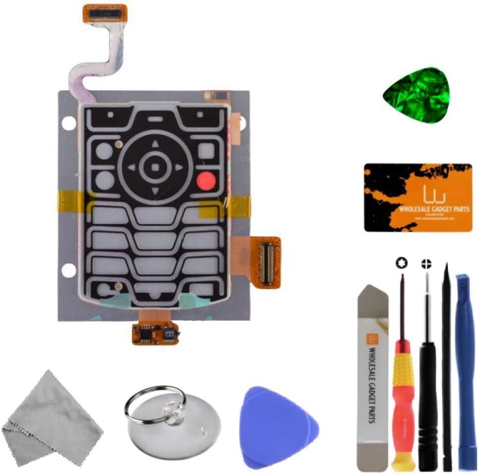 Flex Cable Keypad for Motorola V3 RAZR with Tool Kit