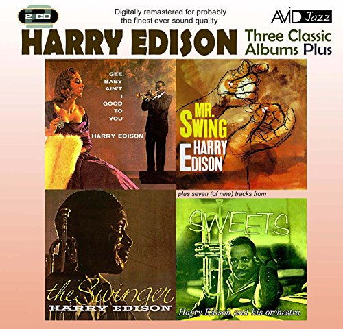 Edison: Gee Baby Ain't I Good To You /  Mr Swing  / The Swinger, ()