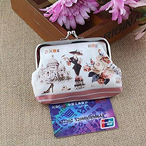 Noopvan Purse guess Bag Hasp Wallet wallet 2018 Wallet Lady Coin Corduroy Mini Clutch D Clearance HqfFWBH