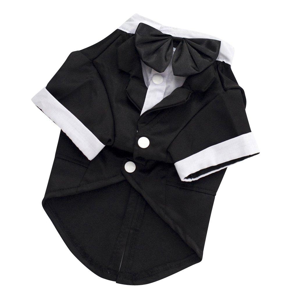 61228ffb430b45 Amazon.com   Kuoser Dog Shirt Puppy Pet Small Dog Clothes