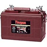 Trojan SCS225 12V 130Ah Group 30 Superior Deep Cycle Battery FAST USA SHIP