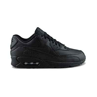 Homme Air Max LeatherBaskets Nike 90 4q3RSALc5j