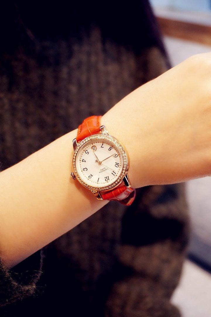 Generic Biosensors_ hand watch quartz watch _genuine_waterproof_wrist_ watch es_ students _jacket_with_ stylish women girl watch