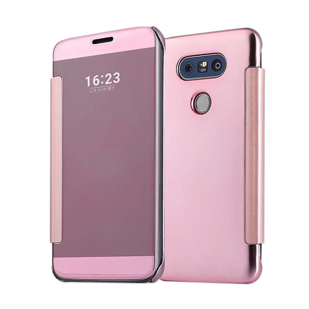 Susenstone Luxury Mirror Slim Case Cover For LG G5 (Rose Gold) Susenstone_1336