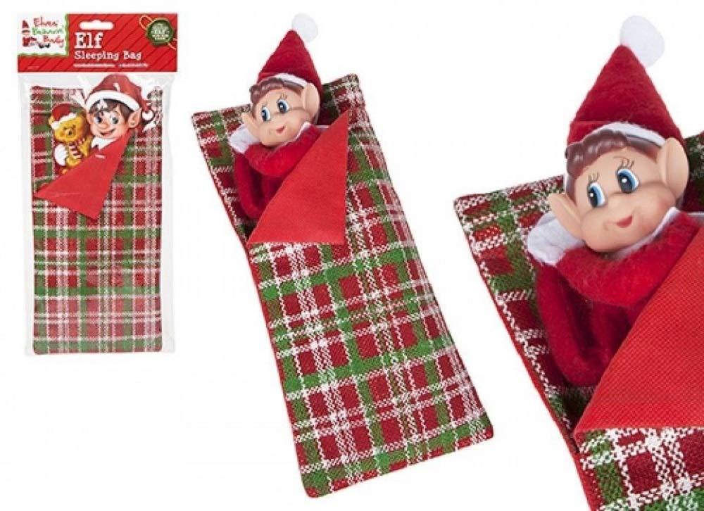 Elves Behaving Badly Naughty Christmas Elf Sleeping Bag Novelty Toy Mini Sleeping Cover Elf On A Shelf PMSⓇ