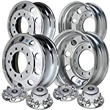 Alcoa 19.5'' Wheel Package for a Ford F450 & F550 Polished (2005 - current)