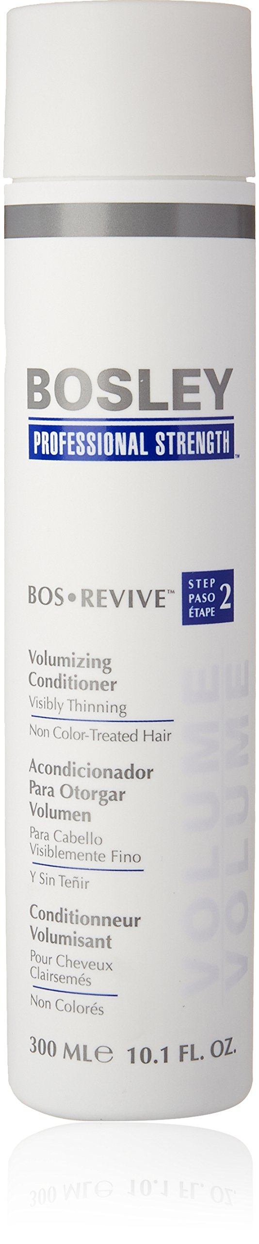 Bosley Professional Strength Bosrevive Conditioner For Non Color-Treated Hair, 10.1 oz.