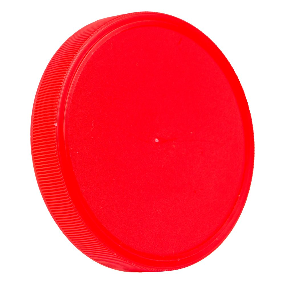 Red 89mm Lid Only (24 Lids)