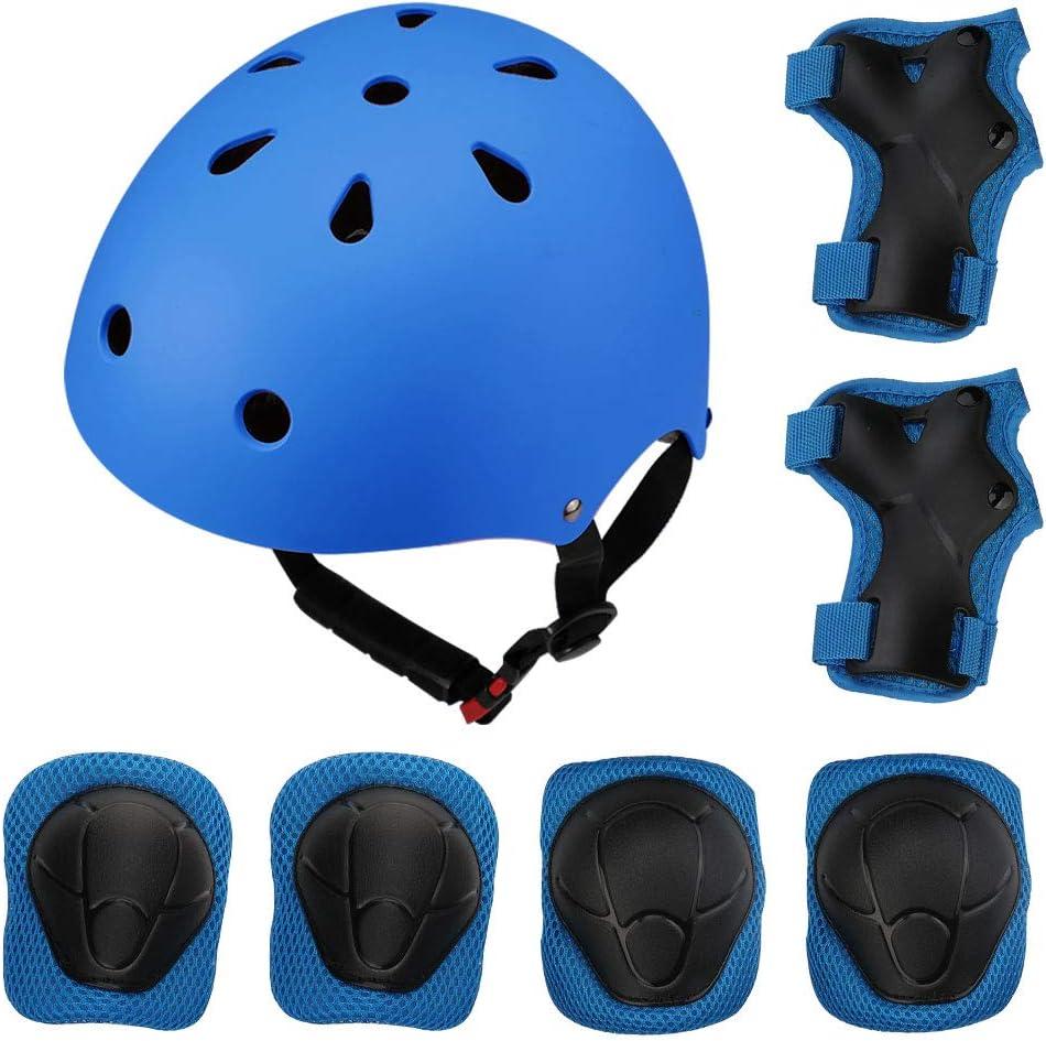 CPSC Certified Lightweight Impact Resistance Adjustable Helmet for Ages 3-8 Dostar Kids Bike Helmet Multi-Sports Safe Durable Comfortable Bicycle Skateboard Helmets