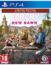 Far Cry New Dawn Limited Edition (Exclusive to Amazon.co.uk) (PS4)