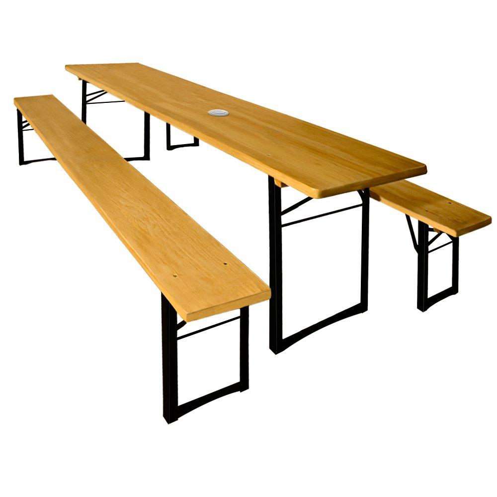 Table avec banc en bois perfect table cuisine bois brut for Table salle a manger avec banc