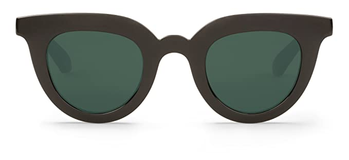Mr Boho Black Hayes with Classical Lenses, Gafas de sol para Mujer, 44