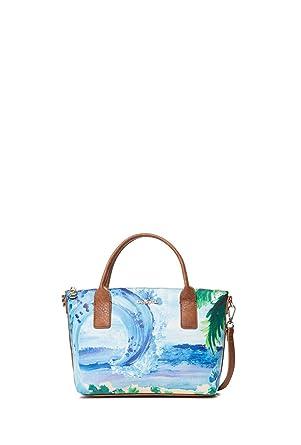 Desigual Tasche OCEAN GELA Damen Blau 19SAXPDI 5066 U