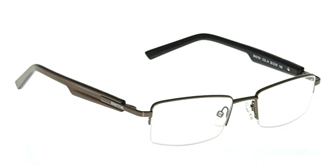 UCB Half Rim Rectangle Frame: Amazon.in: Clothing & Accessories