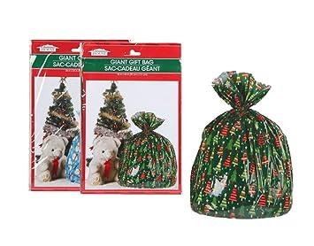 christmas house giant gift sacks bags great big gift bags for great big presents - Big Christmas Gifts