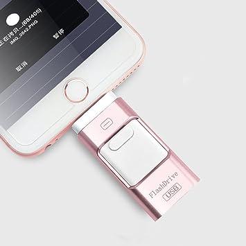 Efanr 3 en 1 U-Disk USB Flash Drive de alta velocidad Pen Drive módulo
