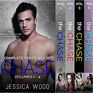The Chase: The Complete Series Box Set (The Chase, Volumes 1 - 4) Audiobook