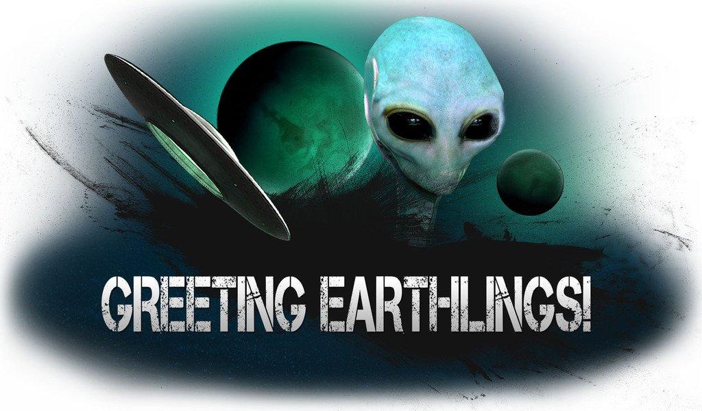 Amazon greeting earthlings alien ufo mug 12 oz unique latte amazon greeting earthlings alien ufo mug 12 oz unique latte mug coffee cup kitchen dining m4hsunfo