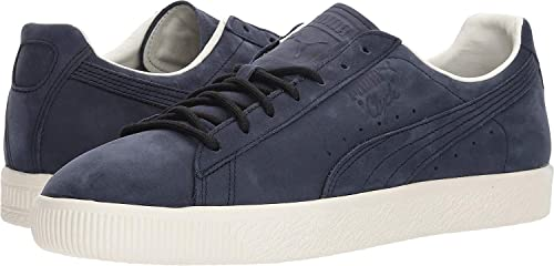 sale retailer eaaa5 936cf Amazon.com | PUMA Select Men's Clyde Frosted Sneaker ...