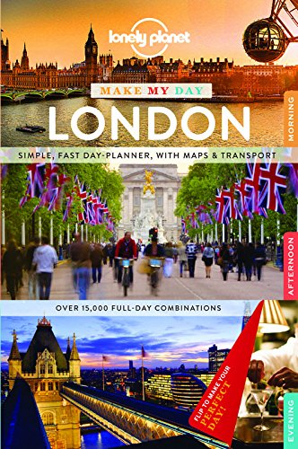 Lonely Planet Make My Day London (Travel Guide)